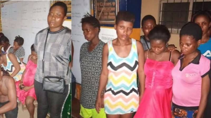 Nigeria police free 13 from 'baby factory'