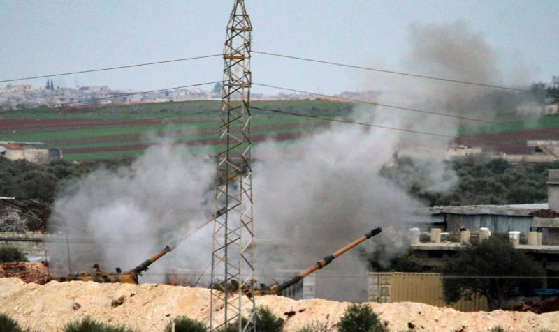 Two Turkish soldiers killed in Syria regime fire: ministry