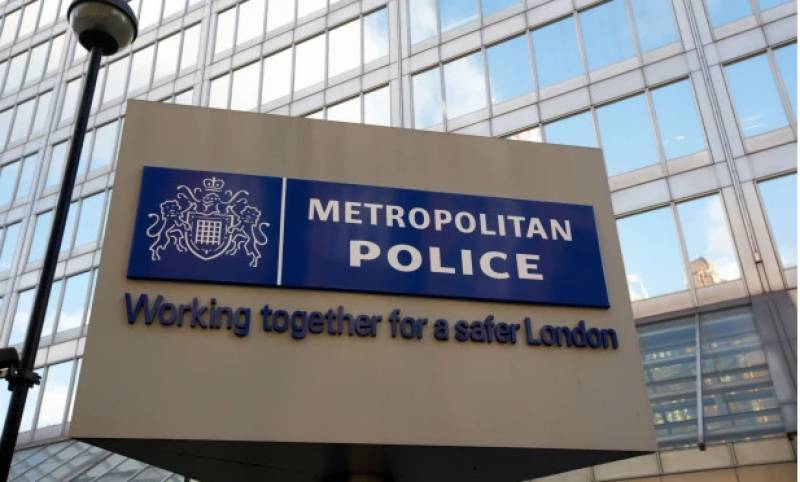 UK police officer accused of links to 'right-wing terrorism'