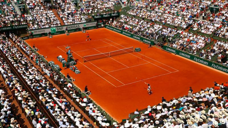 French Open organisers not considering 'cancellation' over virus fears
