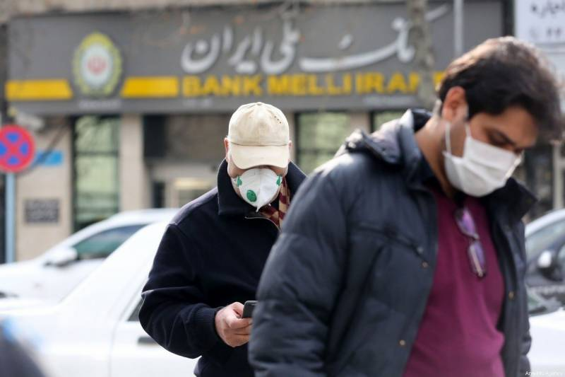 Russia shuts borders to Iran residents over virus fears