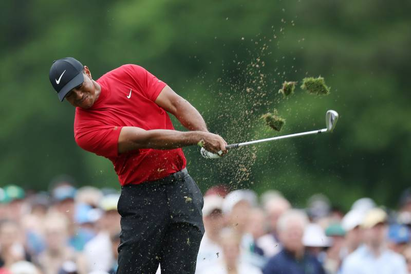 Tiger to miss Players Championship with back issue: report