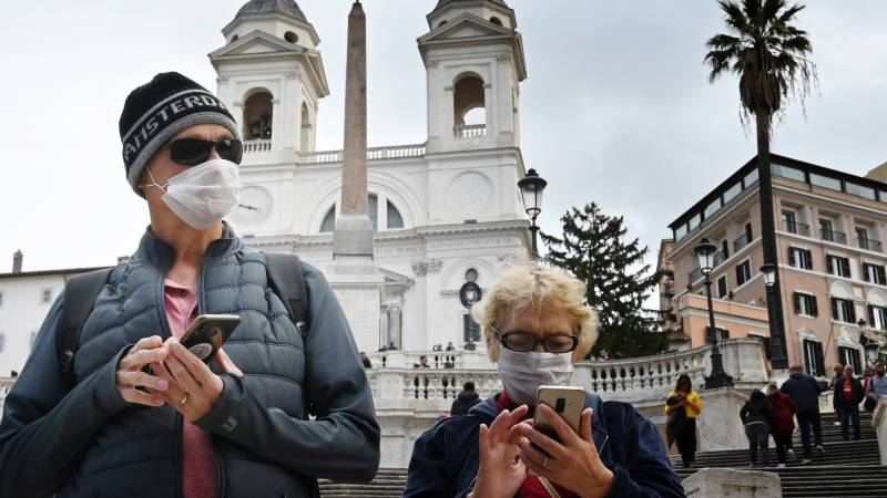 Italy calls in retired doctors to help fight virus