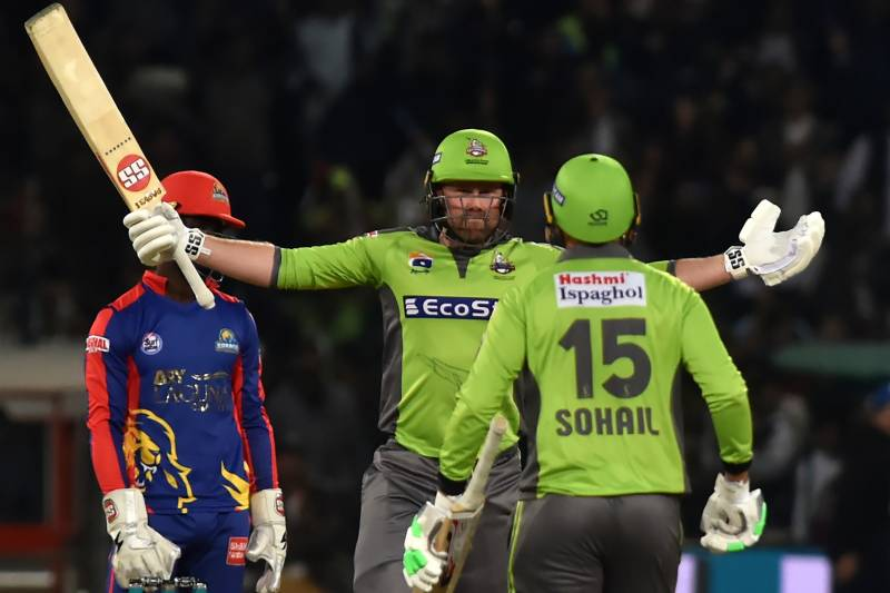 Six-machine Ben Dunk leads Qalandars to win over Kings in PSL encounter