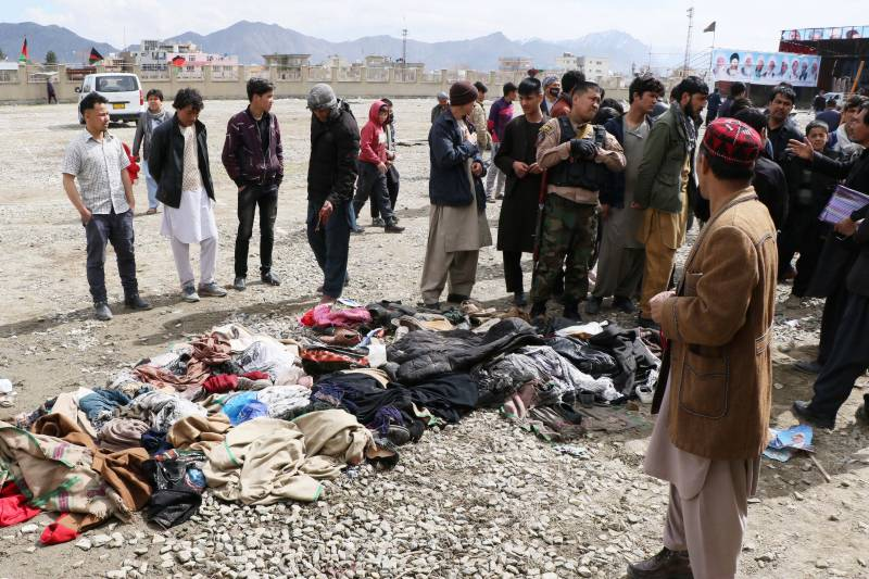 Chaotic week after US-Taliban deal leaves Afghans' fate unclear