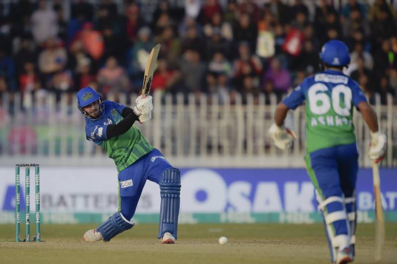 Sultans thrash Islamabad United by nine wickets