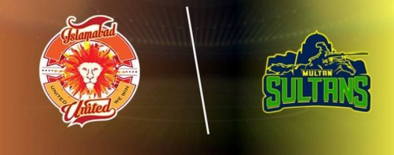 Wet conditions delay match between Islamabad United, Multan Sultans
