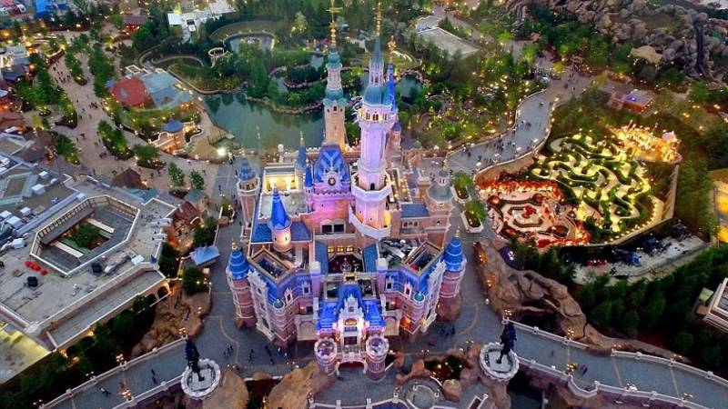 Good News: China signals progress in virus battle as Disney partially reopens