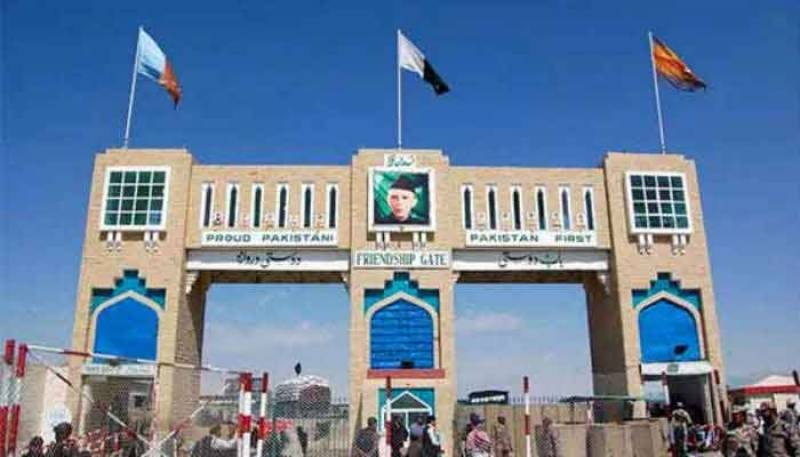 Coronavirus: Pak-Afghan border to remain closed for another week