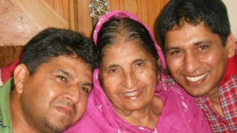 Mother blessed controversy-free umpiring to Ahsan Raza