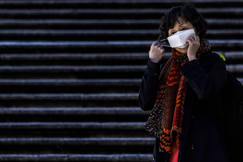 Italy has second-most virus deaths, infections after China