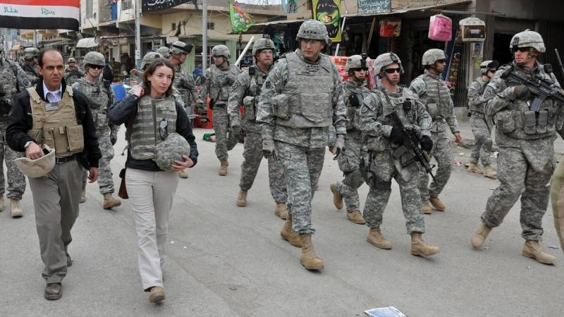 Two US soldiers killed in Iraq clashes with IS