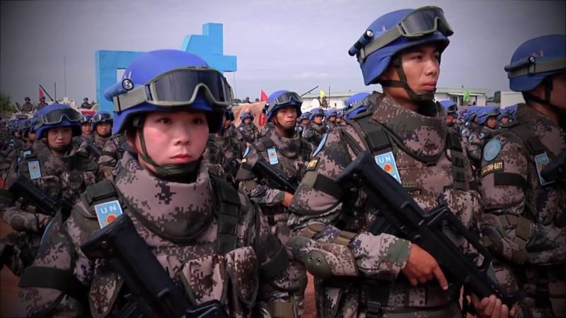 UN asks 9 countries to delay peacekeeper rotations because of coronavirus