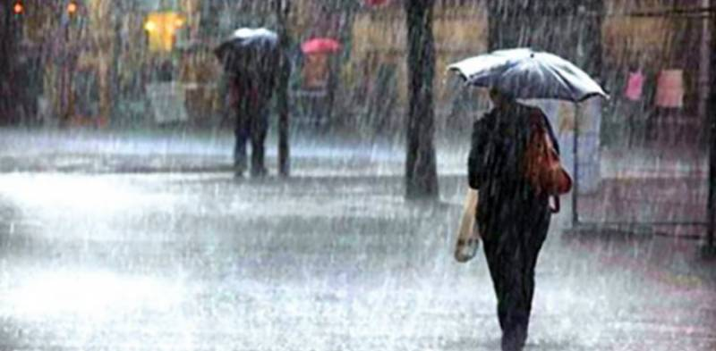 Widespread rains predicted from tomorrow