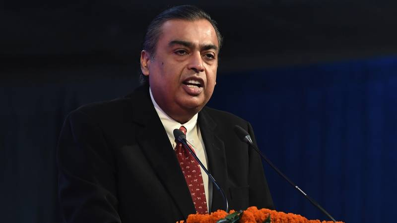 Market rout costs Ambani's crown as Asia's richest