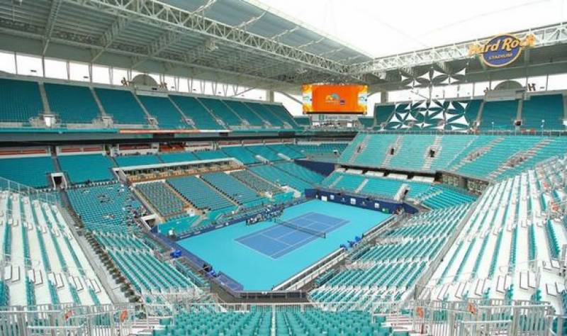Miami Open to go ahead after Indian Wells axed