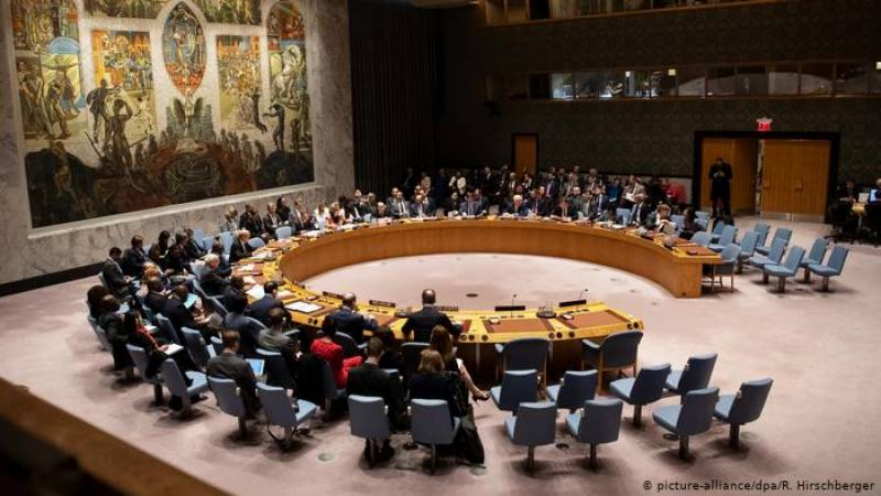 US calls for Tuesday UN vote on Taliban deal