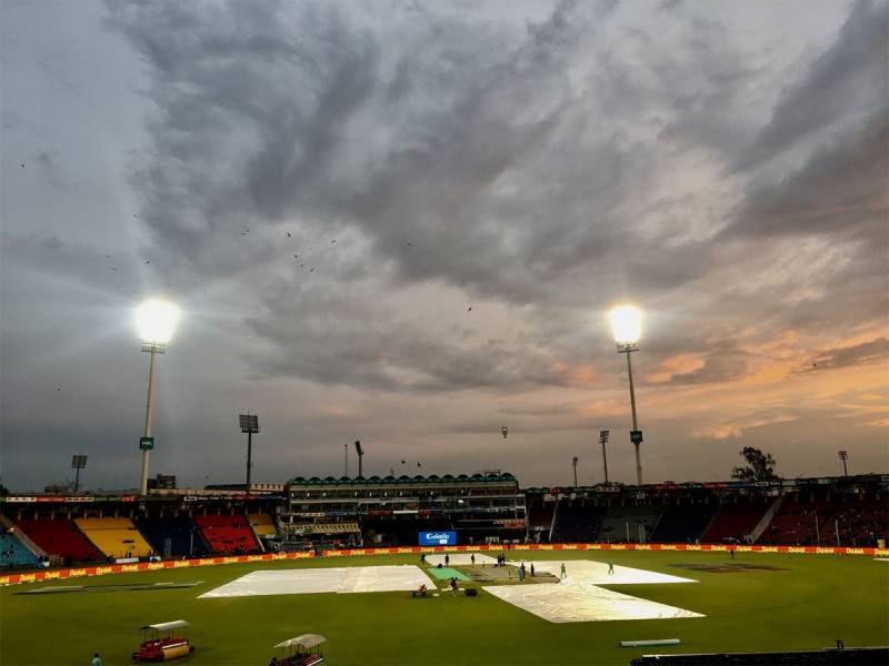 Quetta virtually out of PSL as match against Multan abandoned due to rain