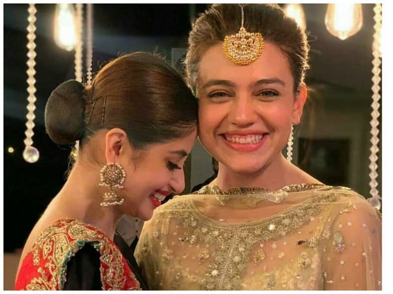Zara Noor Abbas pens heartfelt note for Sajal Aly