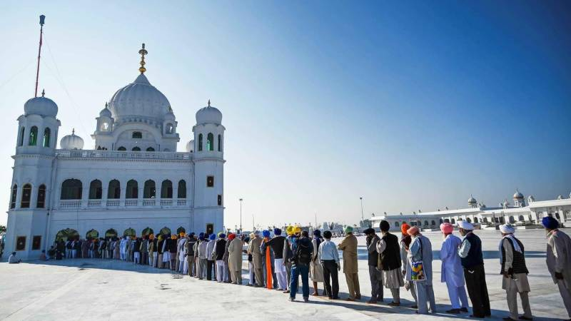 Pakistanis banned from Kartarpur Corridor, Indians allowed