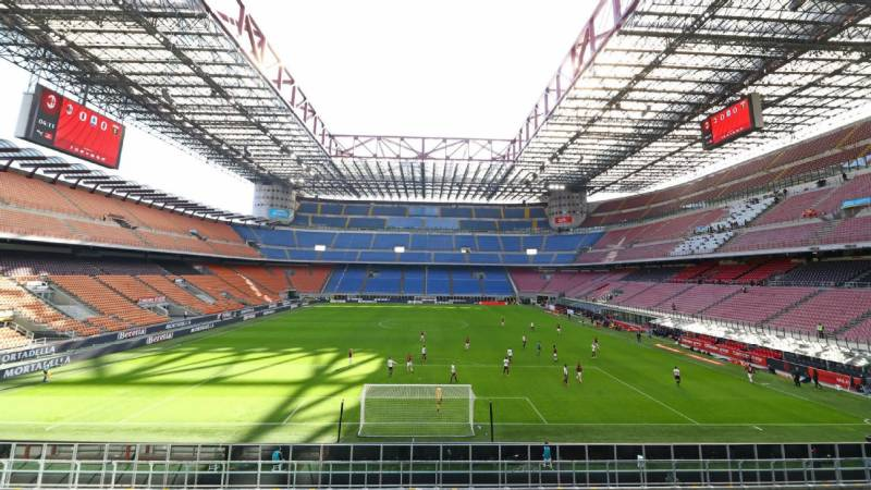 Five more Serie A players test positive for coronavirus