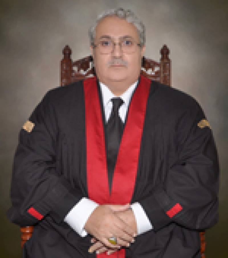 Justice Mazahir Naqvi to take oath as SC judge on Monday