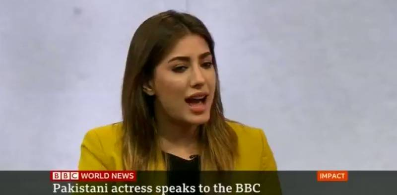 Mehwish Hayat appears in BBC show produced by Angelina Jolie