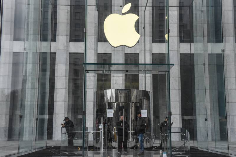 France slaps Apple with record $1.2b fine