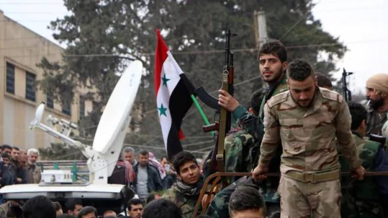 Five fighters killed in NW Syria clashes despite truce