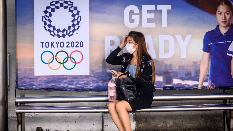 IOC says no 'ideal' solution for Olympics as athletes voice virus concerns