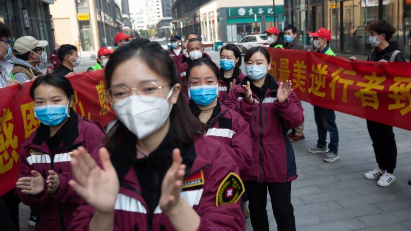 As world runs for cover, China glimpses aftermath of virus onslaught