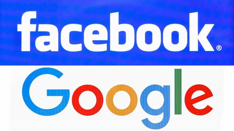 Facebook and Google in talks with US to track infections