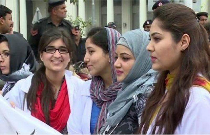 Young doctors refuse to work at PIMS OPD