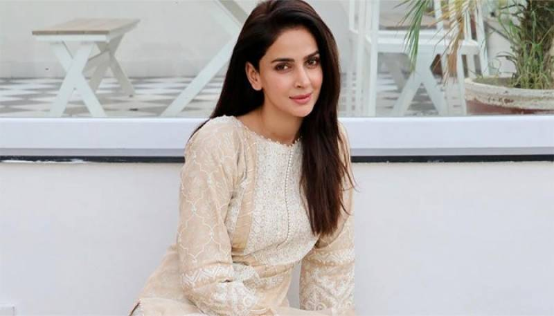 Saba Qamar opens up about mental health issues