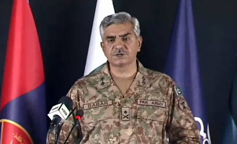 Army fully engaged in virus-containment efforts: DG ISPR