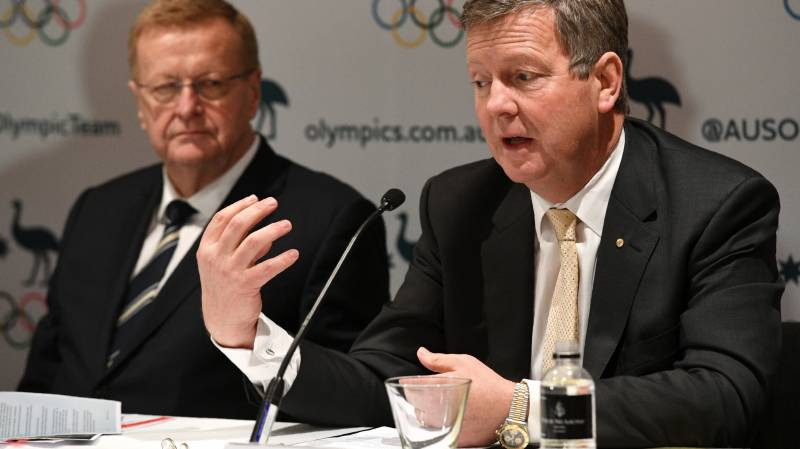 Australia firm on Olympics as ex-official says Games impossible