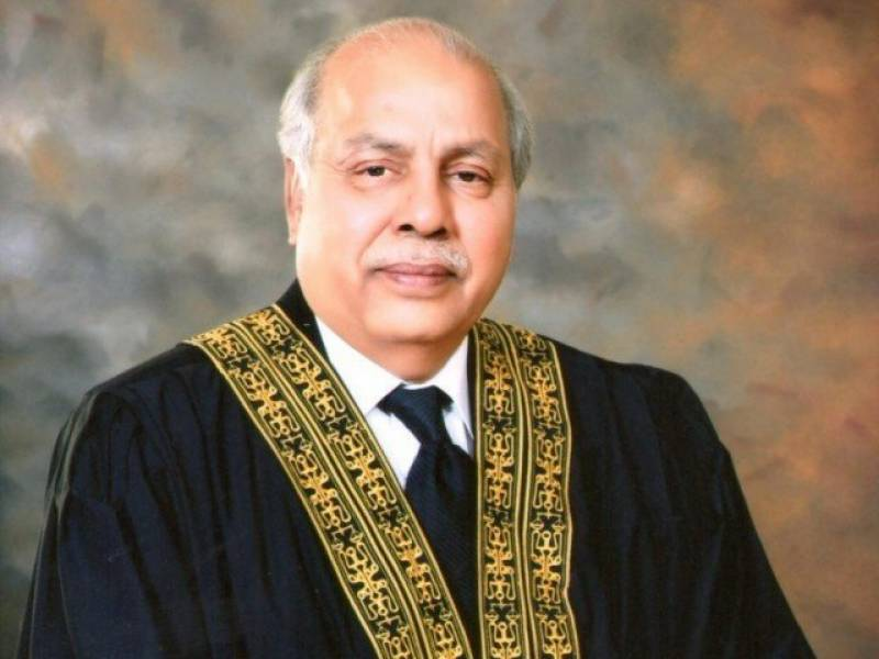 CJP decides not to close courts