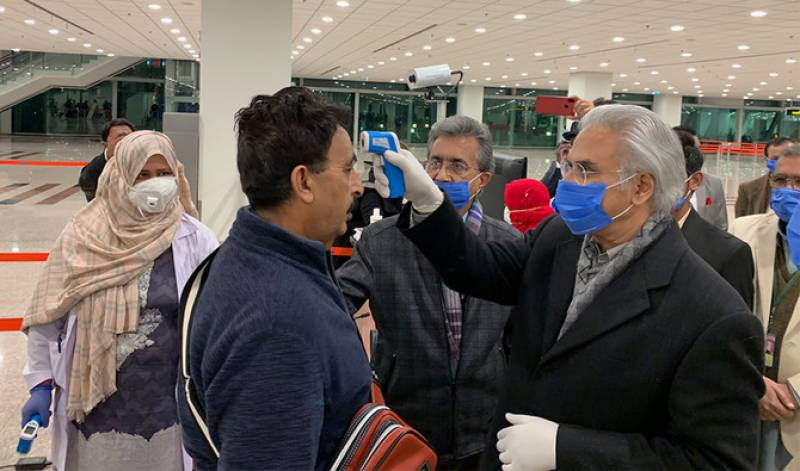 Plan to remove virus test condition for Pakistanis returning home from abroad