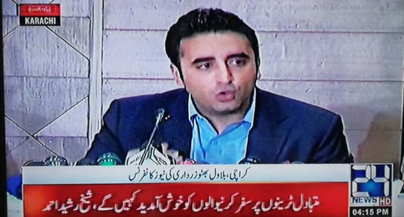Save our people, save our economy, Bilawal asks Centre
