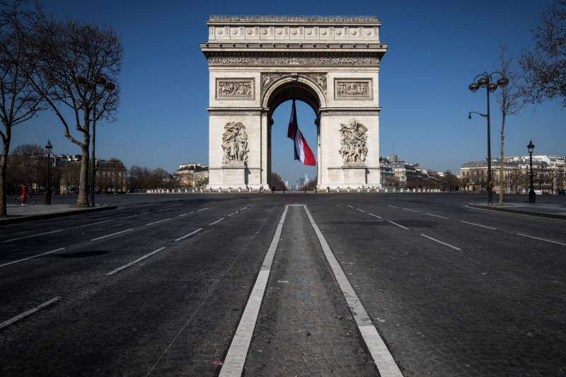 France reports 108 new coronavirus deaths in last 24 hours