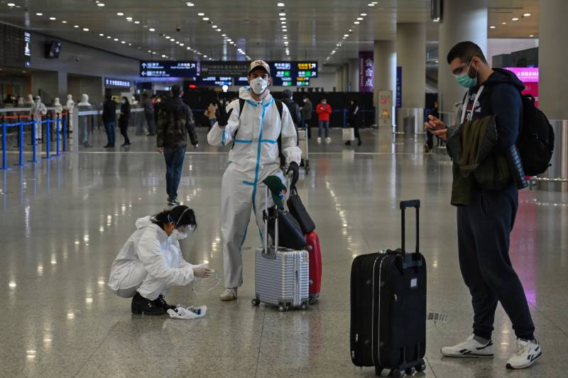 China reports zero local virus case for second day