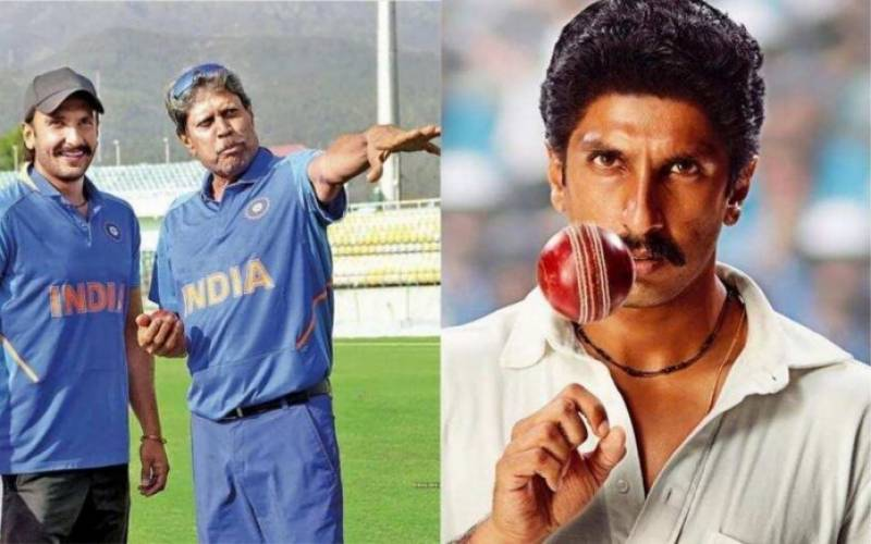 Coronavirus bowls out release of Kapil Dev's biopic '83'