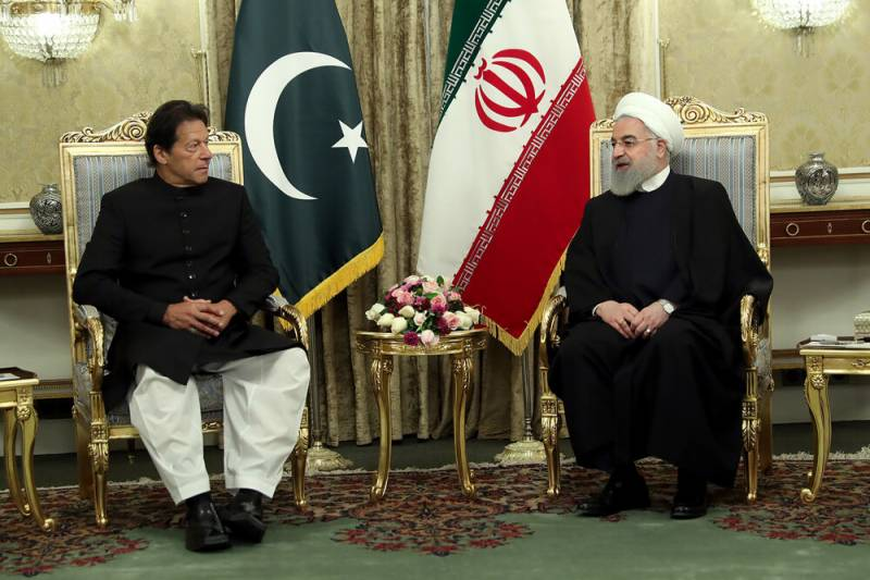 Rouhani asks Pakistan to press US for lifting sanctions