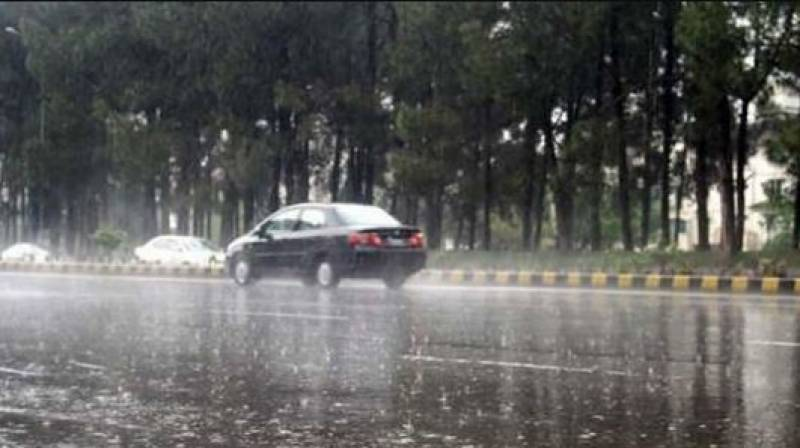Most of Pakistan to receive rain thunderstorms over next four days