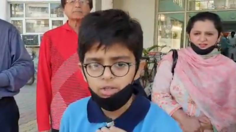 Child stuck in India after heart surgery allowed to cross Wagha