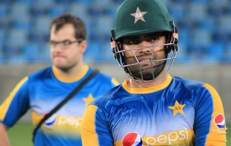 PCB charges Umar Akmal over failure to report corruption approach