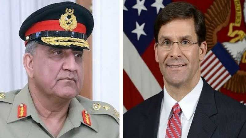 US reaffirms security partnership with Pakistan