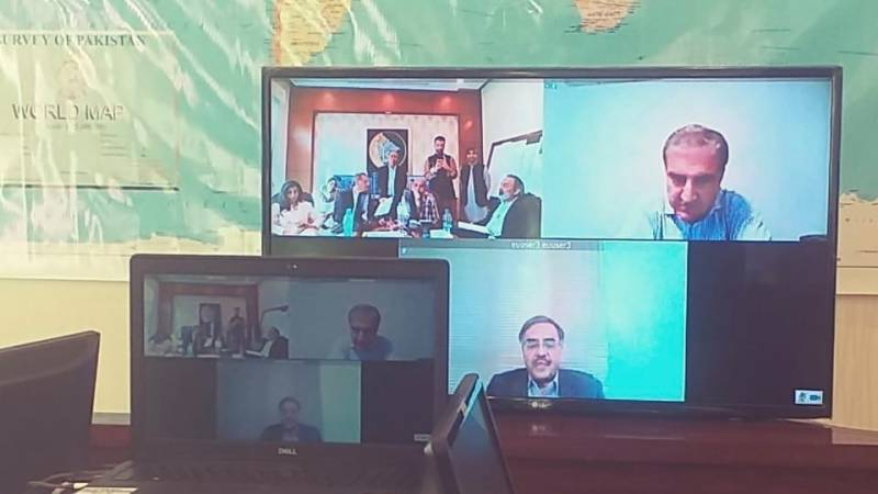 PPP goes for video link meeting amid COVID-19, FO chairs meeting online