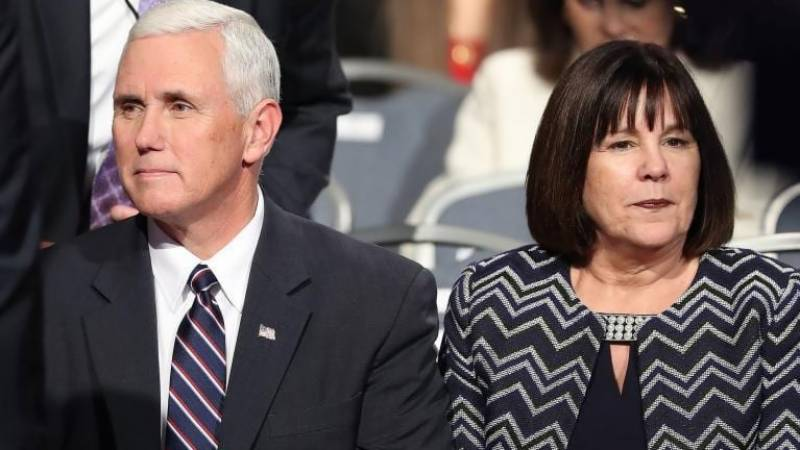 US VP Pence, wife to be tested for coronavirus after staffer infected