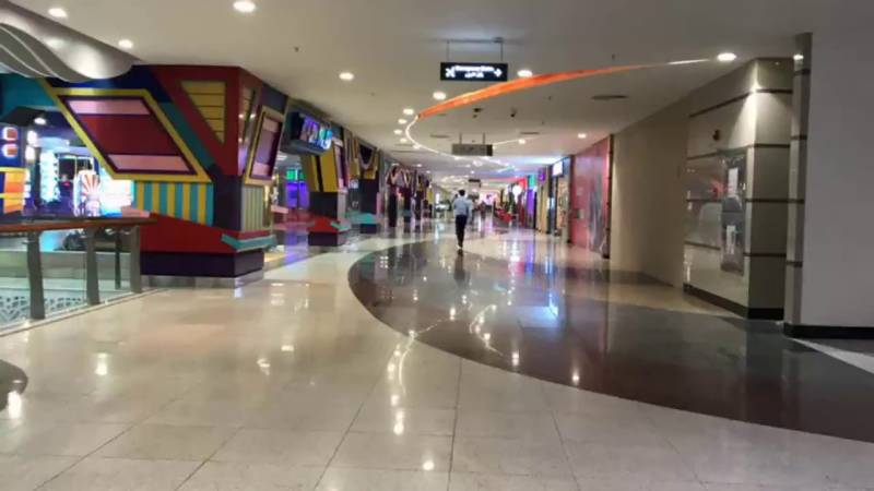 All shopping malls, restaurants shut for week in Islamabad